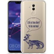 Huawei Mate 20 Lite Hoesje Life is too Short