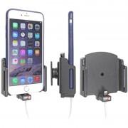 Suporte Brodit com Entrada para Cabos para iPhone 6 Plus / 6S Plus / 7 Plus / 8 Plus / X