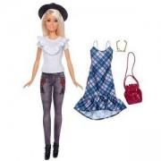 Кукла Barbie - Фашонистас с аксесоари, налични 4 модела, 1710086