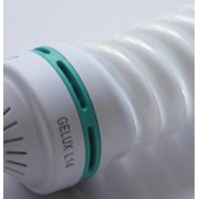 Gelux Ecolight E27 220V 6400K 55W Photo Studio Bulb Video Light Photography Daylight Lamp – Bec fluorescent
