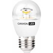 Bec LED Canyon 3.3W P45 E27 NW Clear
