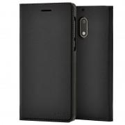 Capa Fina com Aba CP-302 para Nokia 5 - Preto