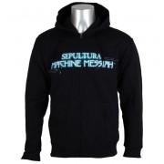 kapucnis pulóver férfi Sepultura - Machine messiah - NUCLEAR BLAST - 2556_HZ