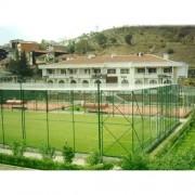 Оградна система за игрище на тенис на корт