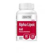 Alpha Lipoic Acid Zenyth 60cps