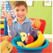 SMART SNACKS FUN COUNTING FRUIT by LEARNING RESOURCES