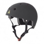 Triple Eight - Dual Certified with EPS Liner Black - Helm