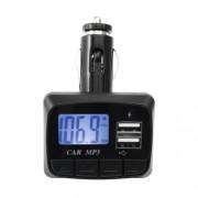 2in1 FM modulátor és töltő