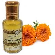 KAZIMA Genda Attar Perfume For Unisex - Pure Natural (Non-Alcoholic) (10ml)