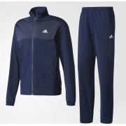 Мъжки спортен комплект ADIDAS BASIC тъмно-син