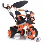 Tricicleta City Orange Injusa, 6 luni+
