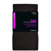 Hudson Varma heltäckande leggings utan mönster Cover 300 DEN black 36-38