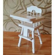 Scaun inalt de masa pentru copil - miniatura