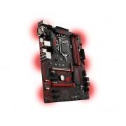 MSI Z370 GAMING PLUS LGA 1151 (Socket H4) ATX motherboard