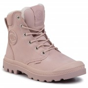 Туристически oбувки PALLADIUM - Pampa Sport Cuff Wps 72992-612-M Rose Dust