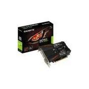 Placa de Vídeo VGA Gigabyte NVIDIA GeForce GTX 1050 Ti 4G - GV-N105TD5-4GD