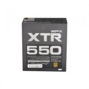 XFX Black Edition XTR 550W Full Modular (80+ Gold, 2xPEG, 135mm, Single Rail) + EKSPRESOWA DOSTAWA W 24H