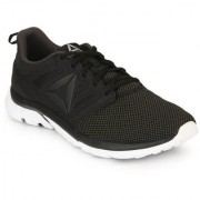 Reebok Mens Black Sport Shoes