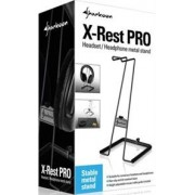 Sharkoon X-Rest Pro Headset Stand with Integrated