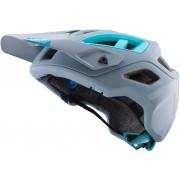 Leatt DBX 3.0 All Mountain Bicycle Helmet Grey S