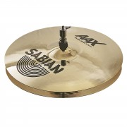 "Sabian AAX Studio HiHat 14"" Brilliant Finish"