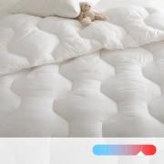 REVERIE Premium-Steppdecke Pratique, 100% Polyester