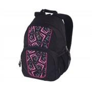 Pulse iskolatáska - Pink, fekete
