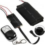 Verborgen knoop camera - HD 1080P met afstandsbediening - Spy Camera