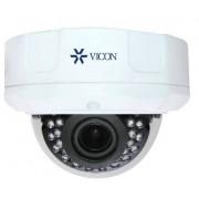 Vicon Sì Rete Sì , focale 2.7 → 12mm, uso Esterno Sì Cupola fissa, da 24V cc IPv4/IPv6 2592x1520pixels Sì, V944D-W312MIR
