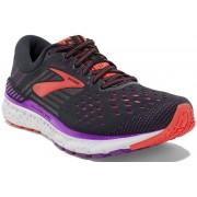 Brooks Transcend 6 W - scarpe running stabili - donna - Black/Pink