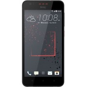 "Telefon Mobil HTC Desire 825, Procesor Quad-Core 1.6GHz, Super LCD Capacitive touchscreen 5.5"", 2GB RAM, 16GB Flash, 13MP, Wi-Fi, 4G, Android (Gri) + Cartela SIM Orange PrePay, 6 euro credit, 4 GB internet 4G, 2,000 minute nationale si internationale fix"