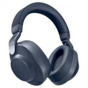 Безжични слушалки Jabra Elite 85H Navy Blue, Bluetooth 5.0, USB Type-C, JABRA-99030001