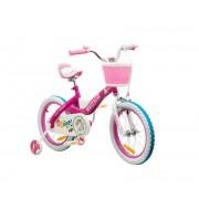 """Dječji bicikl Candy 16"""" - rozi"""