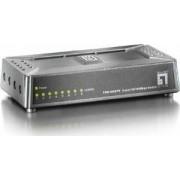 19 Zoll-Tec Mini Fast Ethernet Switch 5 Port