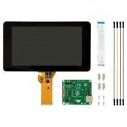 "Raspberry Pi Display LCD cu Touchscreen 7"""
