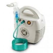 Aparat aerosoli Little Doctor LD 211C alb nebulizator cu compresor 3 dispensere 3 masti