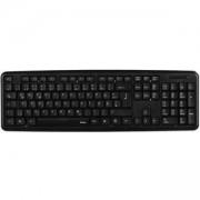 Стандартна клавиатура HAMA Verano, USB, Черна, HAMA-53930