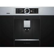 Espressor BOSCH CTL636ES6, 1600 W, 2.4 l, 19 bar (Negru/Argintiu)