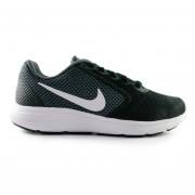 Tenis Deportivos Hombre Nike Revolution 3-Negro