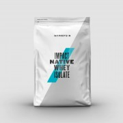 Myprotein Impact Native Whey Isolate - 1kg - Chocolate Natural