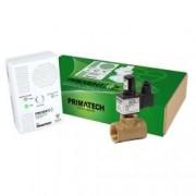 Detector de gaz metan si monoxid Prevent D cu electrovalva 12 certificat alb