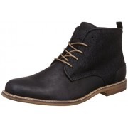 Call It Spring Men's Venya Black Synthetic Boots - 6 UK/India (39 EU) (7US)