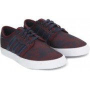 Adidas Originals SEELEY Sneakers For Men(Maroon)