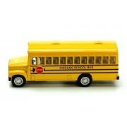 School Bus Chicago Public Schools 5 inch Mint Opening Door 1:64 Scale Diecast by toylandbay