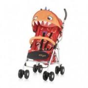 CHIPOLINO Kišobran kolica za bebe ERGO 6+ red baby dragon 710193