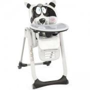 Детско столче за хранене с 4 колела Chicco Polly 2 Start, Honey Bear, 2522099