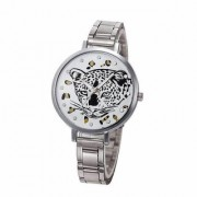 FARP Analog silver colour stainless steel golden ccolour womens watches ladies watches girls watch
