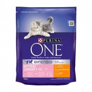 Purina ONE 1-12 Months Kitten Dry Food with Chicken 800g