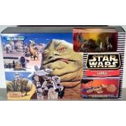 Micro Machines Jabba/Mos Eisley Spaceport Transforming Playset