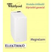 Whirlpool TDLR55110 felültöltős mosógép , A++ energiaosztály , 5.5 kg töltősúly